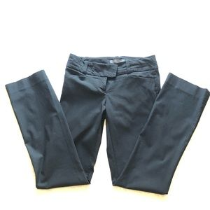 The Limited Exact Stretch Black Pants Size 8 Long